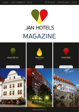 Jan Hotels.indd