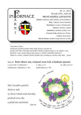 číslo 48 - Římskokatolická farnost Zábřeh a děkanát Zábřeh