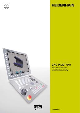 CNC PILOT 640