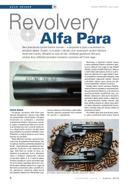 článek Alfa Para