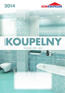 Katalog -Dům koupelen