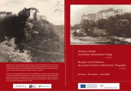 Hrady a zámky moravsko-rakouského Podyjí