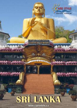 Katalog Srí Lanka