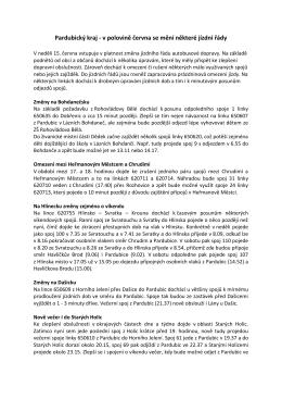 Popis změn k 15.6.2014