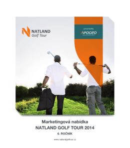 Příloha ke stažení - NATLAND Golf Tour 2015