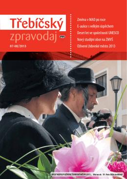 Třebíčský zpravodaj č. 7