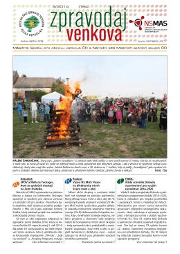 5/ 2014 (194) - SPOV - Spolek pro obnovu venkova