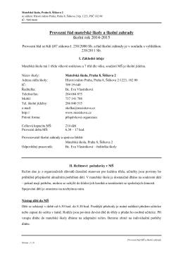 2014-2015 Provozní řád MŠ a zahrady Šiškova.pdf