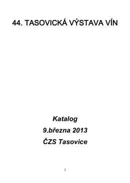 zde - Tasovice