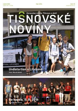 TN č. 10/2014 - Město Tišnov