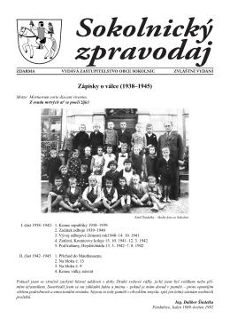 příloha - Sokolnice