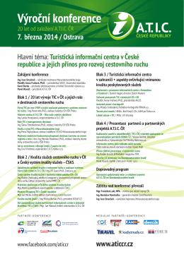 Konference ATIC_Ostrava_program
