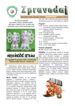 4/2014 - České ILCO