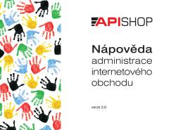 ApiShop verze 2.0