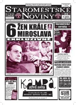 2 - Staroměstské noviny