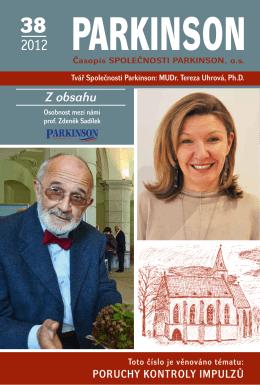 č. 38 - Společnost Parkinson, os