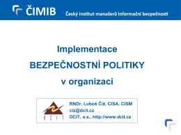 Implementace bezpecnostni politiky v organizaci.pdf