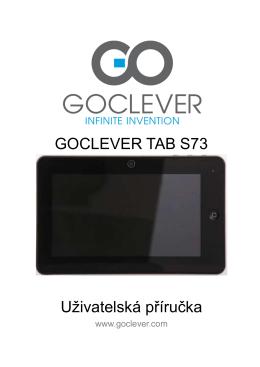 Manual GOCLEVER TAB S73 CZ .pdf