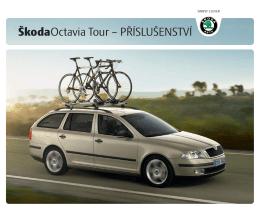 ŠkodaOctavia Tour – PŘÍSLUŠENSTVÍ - HAVEX