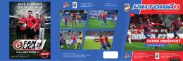 PATRIK HROŠOVSKÝ - FC VIKTORIA Plzeň