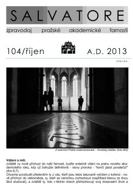104 - Akademická farnost Praha