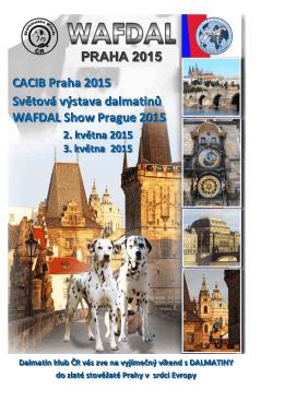 Propozice WAFDAL 2015 cz