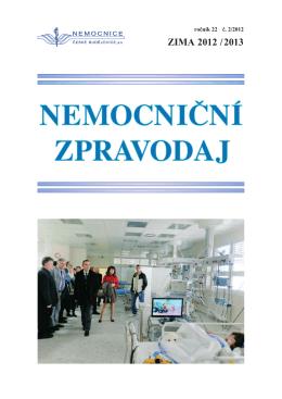 MUDr. JAROSLAV KREJCÁREK - Nemocnice České Budějovice