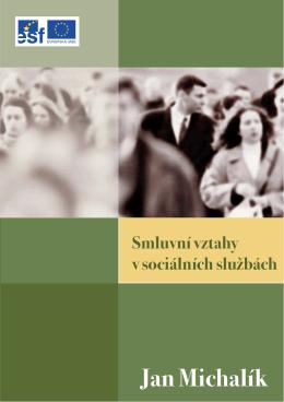 Smluvní vztahy v sociálních službách