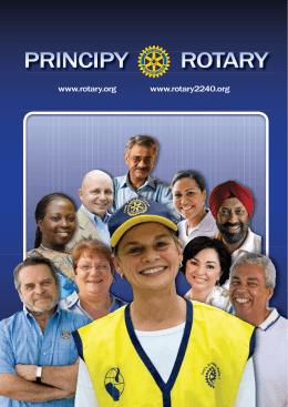 principy Rotary