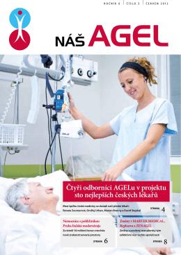 Čtyři odborníci AGELu v projektu sto nejlepších českých lékařů