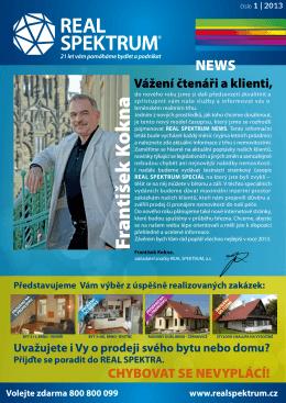 Realitní časopis 1/2013