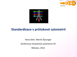 Standardizace v cytometrii