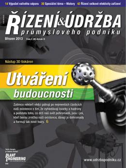 Stáhněte si č. 30 v PDF - Česká společnost pro údržbu