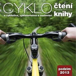 Cykločtení podzim 2013