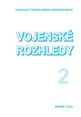 VR 2/2010 - Ministerstvo obrany