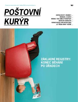 květen/2013 - Poštovní kurýr