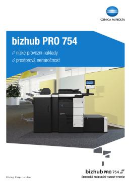 bizhub PRO 754