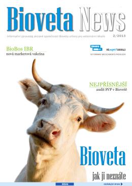 Bioveta News č.2_2013
