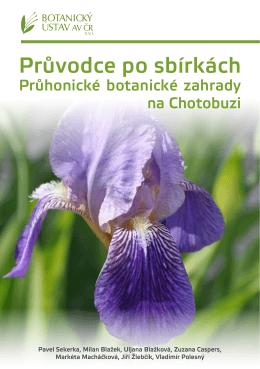 Průvodce po sbírkách - Botanický ústav AV ČR v.v.i.