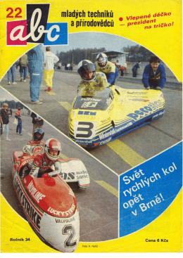 ABC_34.ročník_(1989-90) - Staré časopisy pro děti a mládež v