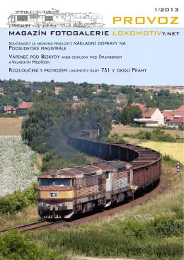 PROVOZ - Lokomotivy.net