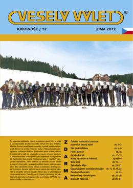 zima 2012 - Veselý výlet