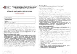 Amputace končetiny.pdf - Nemocnice Karlovy Vary
