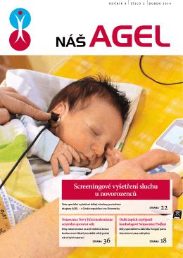 Screeningové vyšetření sluchu u novorozenců