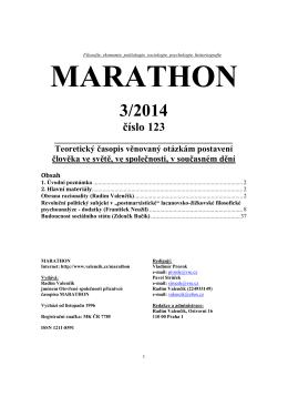 Marathon 123