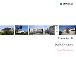 Praha - Obermeyer Albis