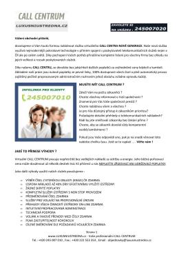 Stáhněte si nabídku ve formátu PDF právě teď