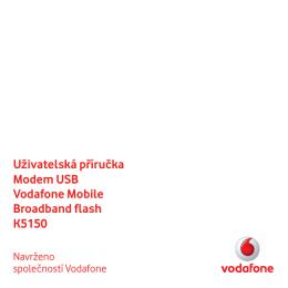 File Type pdf Uživatelská příručka USB modem K5150