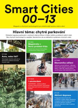 Smart Cities 00-13