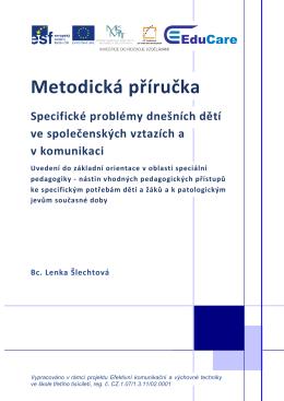 Metodická příručka